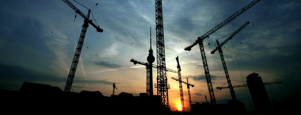 How a Construction Crane Helped Me Understand Church